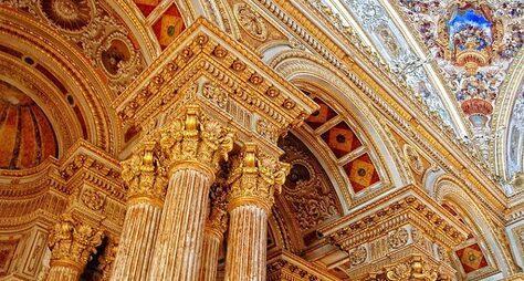 Стамбул— роскошный, мусульманский, древний