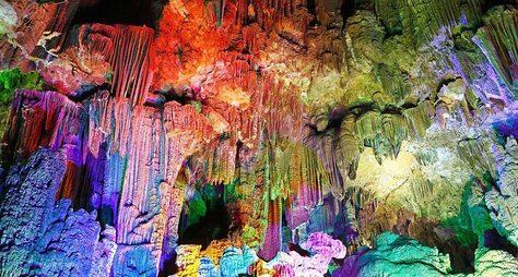 Пещеры Канелобре иуютный Бусот