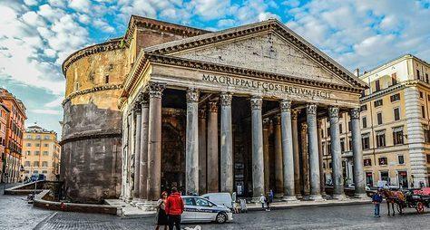 Рим сквозь века