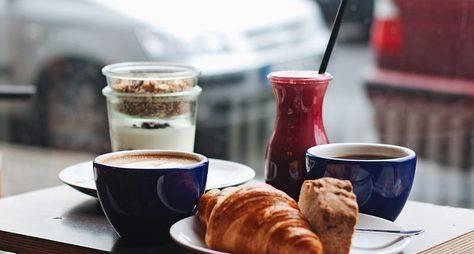 Берлин совкусом кофе ишоколада