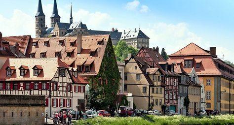 Бамберг— город самых счастливых немцев!