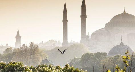 Сон наяву— великий османский Стамбул