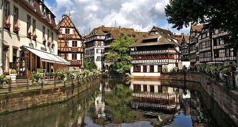 Старый город иМаленькая Франция