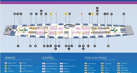 Flydubai з10 жовтня 2020 тимчасово виконує рейси зКиєва таОдеси вТермінал 3 міжнародного аеропорту Дубай