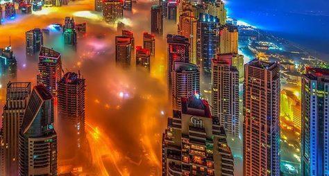 Дубай— будущее внастоящем