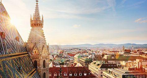 Вена— первая встреча