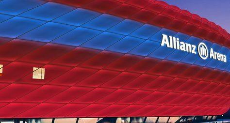 Мюнхен футбольный. Экскурсия наАльянс-Арену