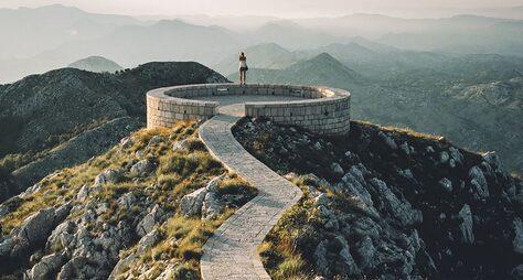 Гора Ловчен— путешествие ксердцу Черногории