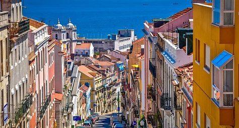 Трансфер + экскурсия: Лиссабон, Синтра имыс Рока