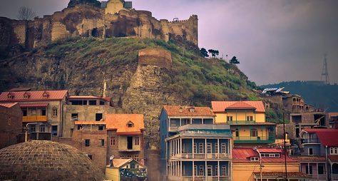Тбилиси— город, где живет Муза
