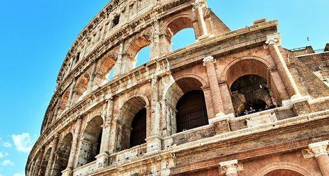 Онлайн-экскурсия «Колизей иДревний Рим»