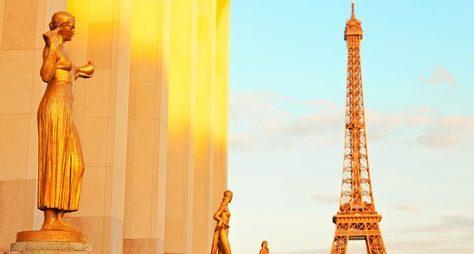 Париж шаг зашагом