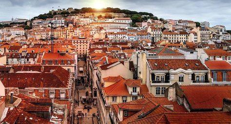 Лиссабон— знакомство cгородом