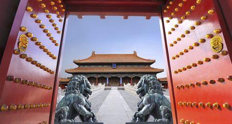 Пекин— первое знакомство