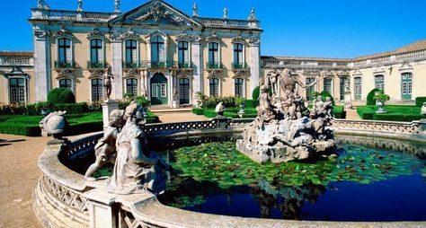 Две столицы Португалии