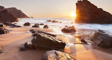 Мыс Рока и5 пляжей накраю земли