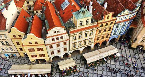 Прага— любовь спервого взгляда