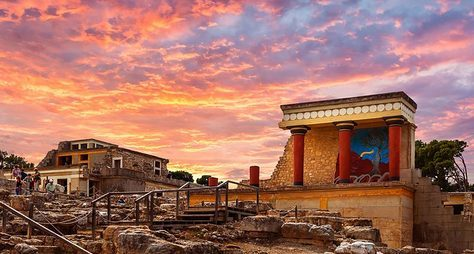 Сердце Крита иКносский дворец