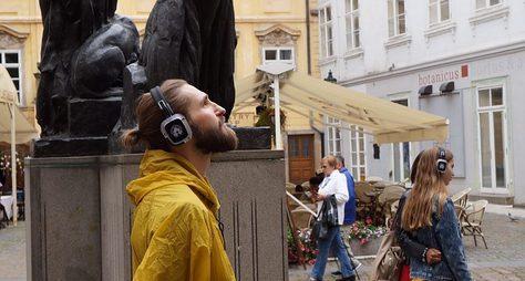 Спектакль-променад помагической Праге