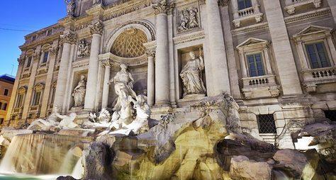 Роскошное римское барокко
