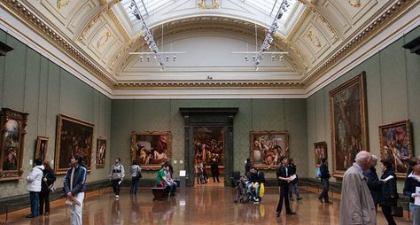 Судьба исокровища Национальной галереи