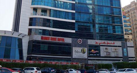 Ramee Rose Hotel AlBarsha