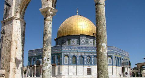 Святыня трёх религий— Иерусалим
