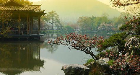 ИзШанхая— вудивительный Ханчжоу