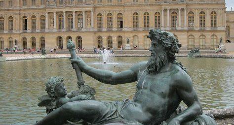 Версальский дворец, или вслед замечтой Короля Солнца