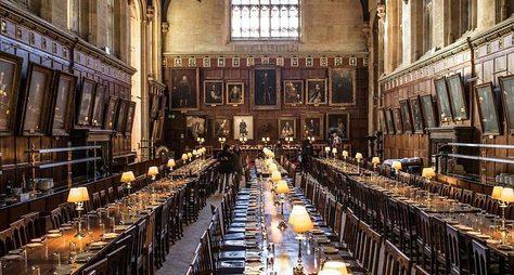 Последам Гарри Поттера вОксфорде!