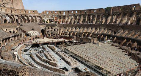 Колизей иДревний Рим