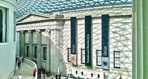Экскурсия вБританский музей