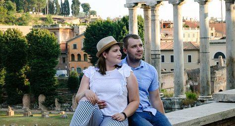 Фотопрогулка поДревнему Риму