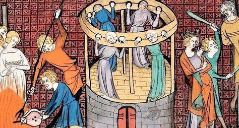 Страдающее Средневековье— экскурсия-квест