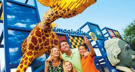 День втематическом парке «LegoLand»!