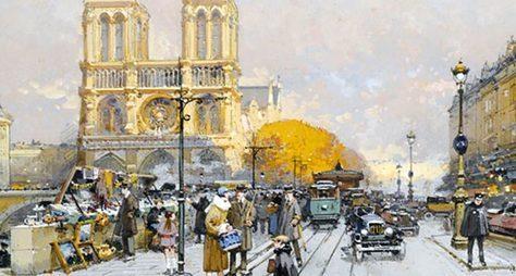 Париж для детей 7−12 лет