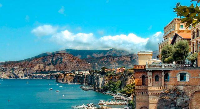 Punta Tragara самый красивый отель наКапри