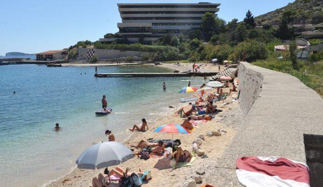 Пляж Купари