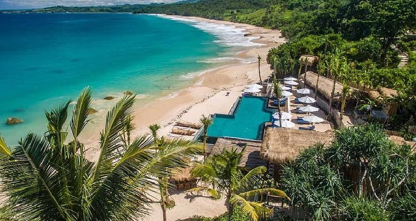Лучшие роскошные отели Индонезии